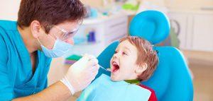 Лечение зубов у детей под общим наркозом