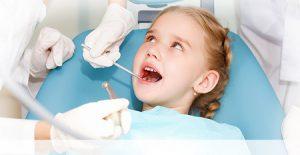 лечения зубов детям с местной анестезией